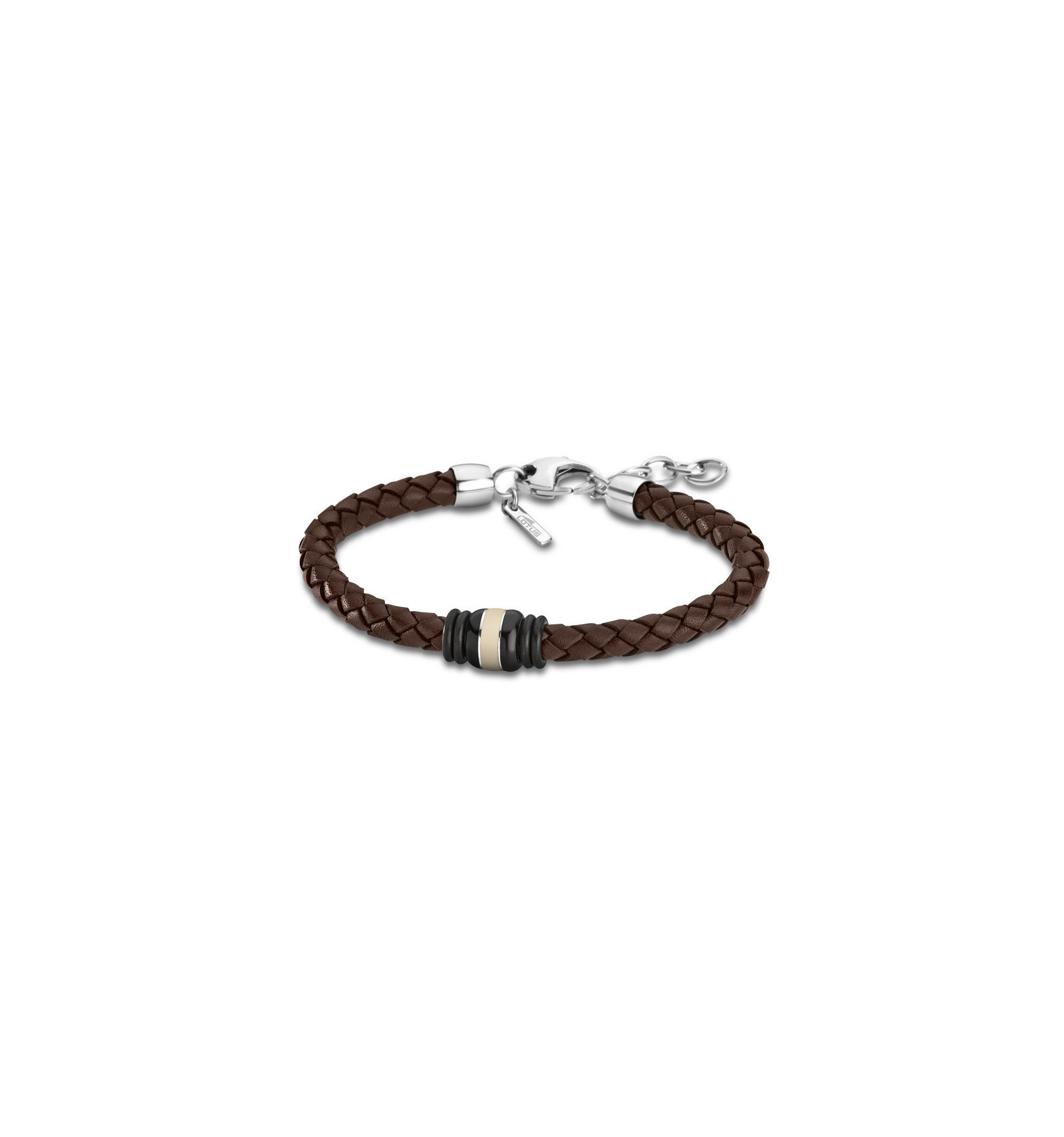 Bracelet homme tom hope noir